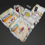 Clinica Zanfir Dent - tur virtual 3D interactiv, OMNIvision