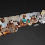 Cluj Apartments - Grand Apartment - tur virtual 3D imersiv si interactiv - OMNIvision