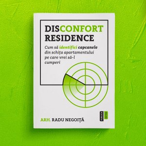 Disconfort Residence - Radu Negoita - Ed. Publica
