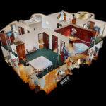 Tur virtual 3D Casa 3 Oradea - OMNIvision | Matterport Romania