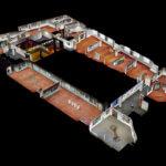 Tur virtual 3D interactiv & imersiv - expozitie de arta | Matterport Romania